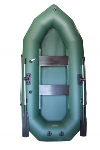 Фото лодки Байкал 250