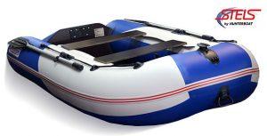 Лодка ПВХ Стелс (Stels) 275 надувная под мотор