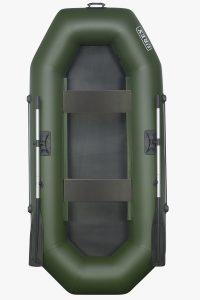 Лодка ПВХ Urex 260 гребная надувная
