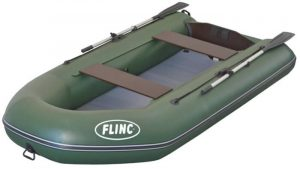 Лодка ПВХ Флинк (Flinc) FT290KA надувная