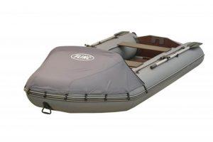 Лодка ПВХ Флинк (Flinc) FT320L Люкс (с тентом) надувная