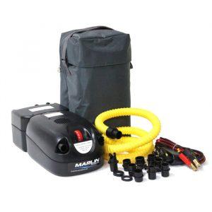 Электрический насос Marlin GP-80 B (со встроенным аккумулятором)