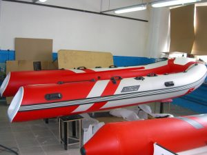 Фото Лодка РИБ Аэро (Aero) Комета 420