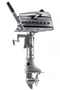 Фото мотора Шармакс (Sharmax) SM5HS (5 л.с., 2 такта)