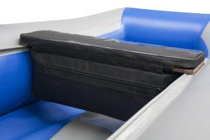 Фото комплекта мягких накладок с сумкой (верх пвх) (80 см)