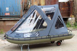Фото Тент-трансформер на лодку Аква 2800