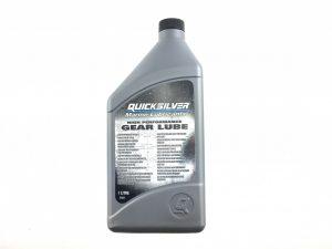 Фото Редукторное масло Quicksilver High Performance Gear Lube SAE 90 (1л)