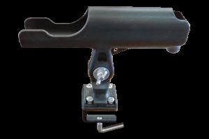 Фото держателя спиннинга на струбцине