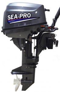 Лодочный мотор Сеа Про (Sea Pro) F 9.8S (9,8 л.с., 4 такта)