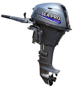 Лодочный мотор Сеа Про (Sea Pro) F 15S (15 л.с., 4 такта)
