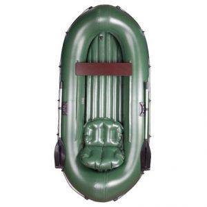 Лодка ПВХ Кантегир 300 НД надувная гребная