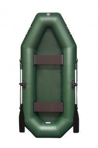 Лодка ПВХ Skiff (Скиф) 260 надувная гребная