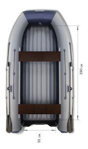 Фото лодки Флагман DK 450 НДНД