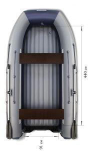 Фото лодки Флагман DK 500 НДНД