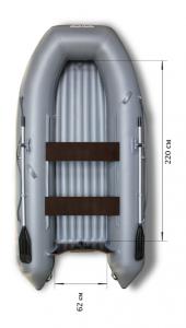 Фото лодки Флагман 320 НДНД