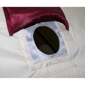 Термо-накладка на окно для зимней палатки (под трубу диаметром 100мм)
