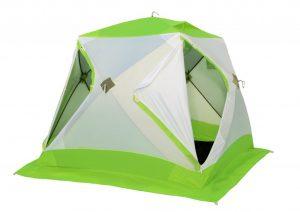 Зимняя палатка Лотос Куб Классик C9T