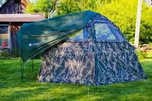 Фото Козырек для палатки Лотос 5