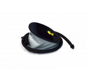 Фото насоса ножной пластиковый двухкамерный 7 л (Altair)