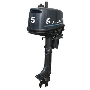 Фото мотора ALLFA CG T5 (5 л.с., 2 такта)